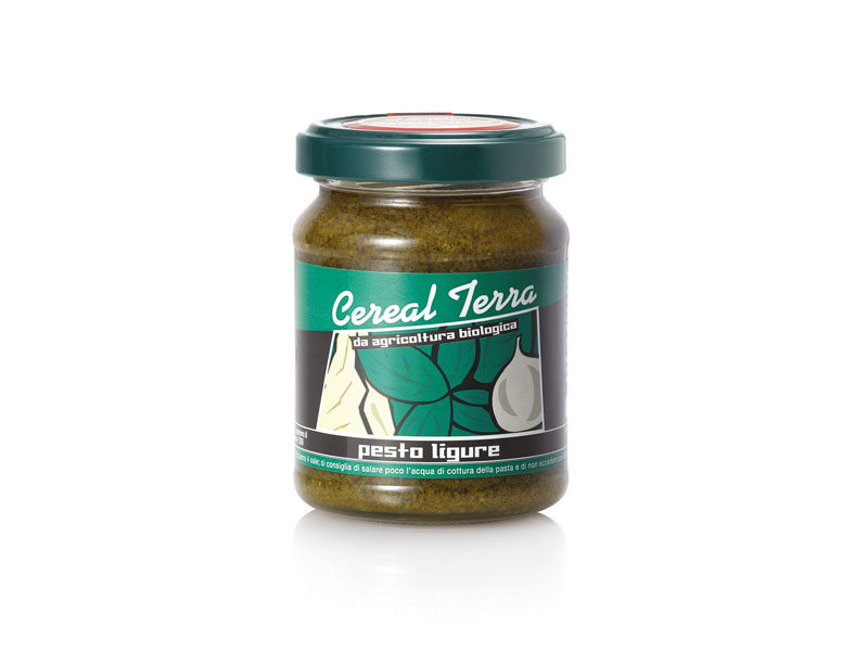 Carone - Cereal Terra: pesto ligure bio